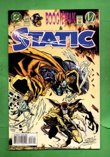 Static #23 Jun 95