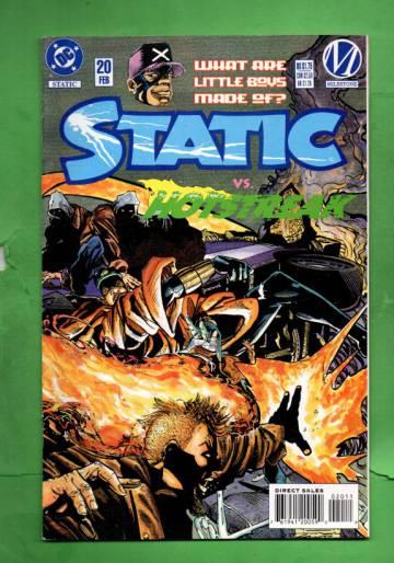 Static #20 Feb 95