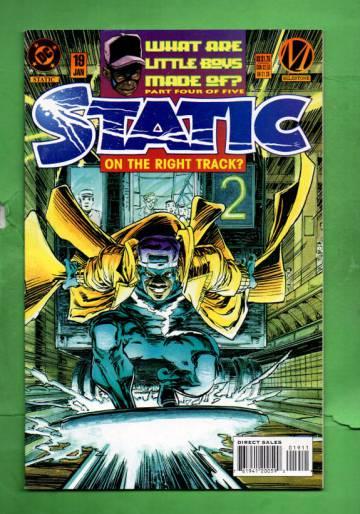 Static #19 Jan 95