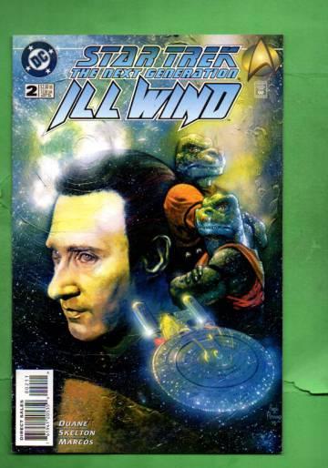 Star Trek: The Next Generation - Ill Wind #2 Dec 95