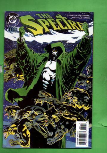 The Spectre #31 Jul 95