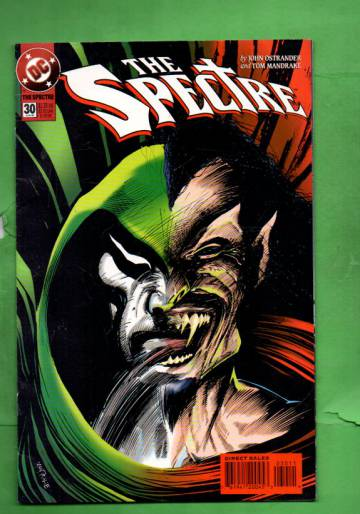The Spectre #30 Jun 95