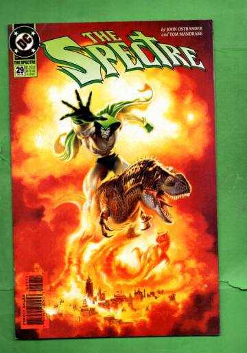 The Spectre #29 May 95