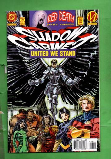 Shadow Cabinet #8 Jan 95