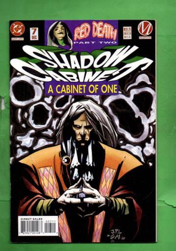 Shadow Cabinet #7 Dec 94