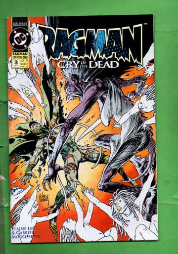 Ragman: Cry of the Dead #3 Oct 93