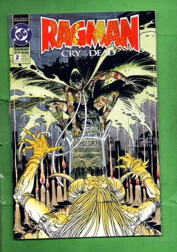 Ragman: Cry of the Dead #2 Sep 93