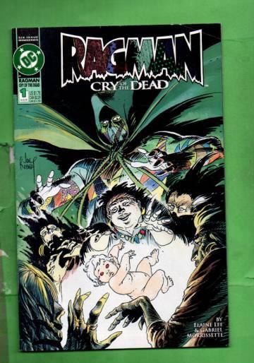 Ragman: Cry of the Dead #1 Aug 93