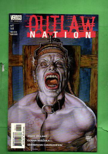 Outlaw Nation #4 Feb 01