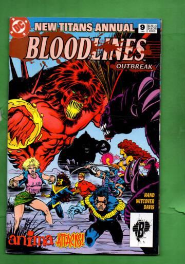 New Titans Annual #9 93