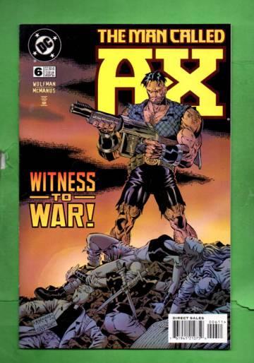 The Man Called A-X #6 Mar 98