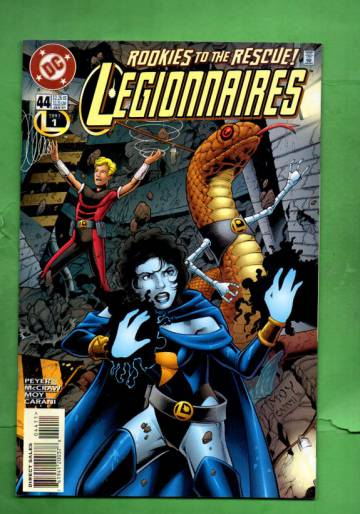 The Legionnaires #44 Jan 97