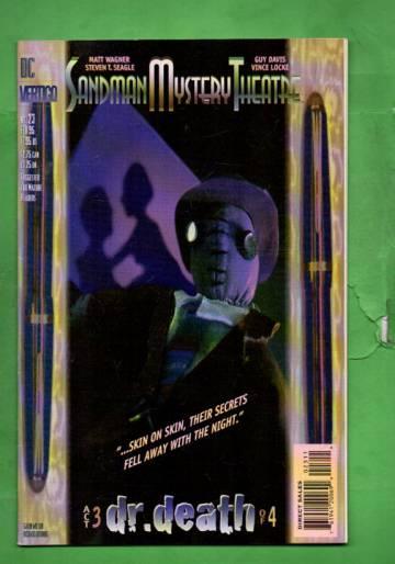 Sandman Mystery Theatre #23 Feb 95