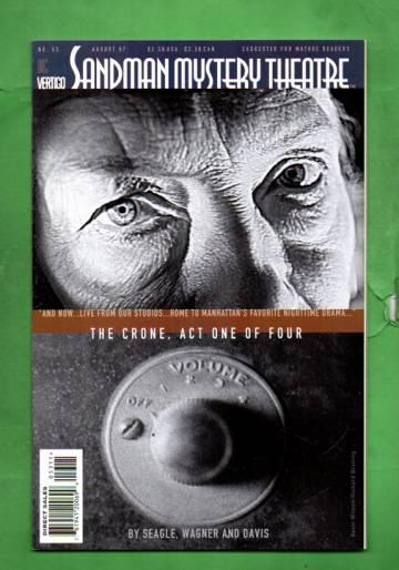 Sandman Mystery Theatre #53 Aug 97