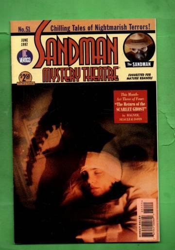Sandman Mystery Theatre #51 Jun 97