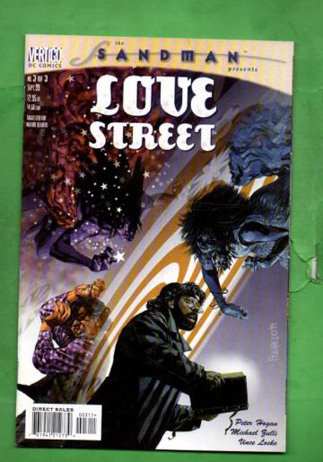 The Sandman Presents: Love Street #3 Sep 99