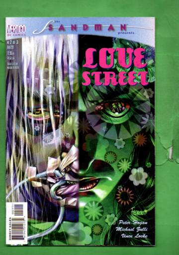The Sandman Presents: Love Street #2 Aug 99