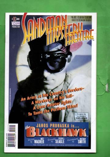 Sandman Mystery Theatre #45 Dec 96