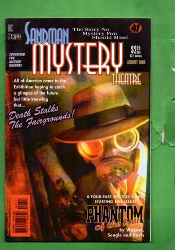 Sandman Mystery Theatre #41 Aug 96
