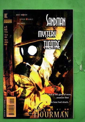 Sandman Mystery Theatre #29 Aug 95