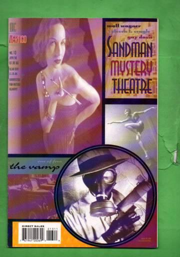 Sandman Mystery Theatre #13 Apr 94