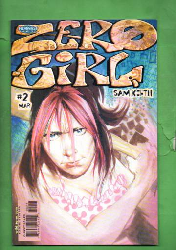 Zero Girl #2 Mar 01