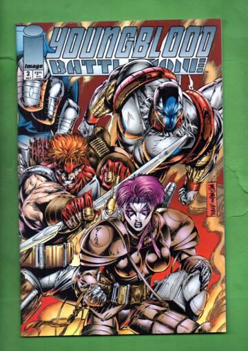 Youngblood Battlezone Vol. 1 #2 Jul 94