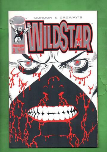 Wildstar: Sky Zero #1 Mar 93