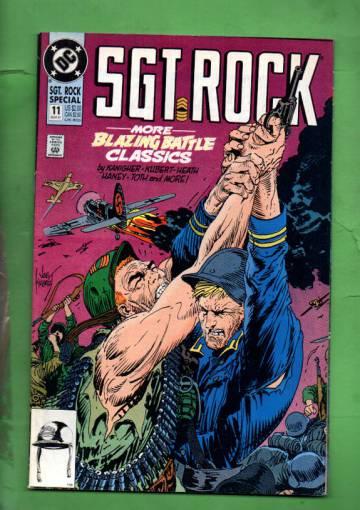 Sgt Rock Special #11 Mar 91