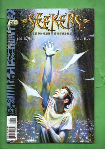 Seekers into the Mystery #1 Jan 96