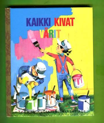 Tammen kultaiset kirja 156 - Kaikki kivat värit