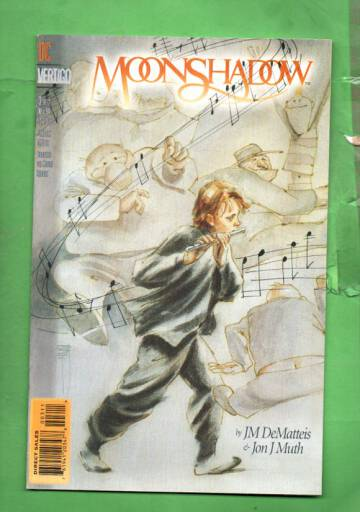 Moonshadow #3 Nov 94