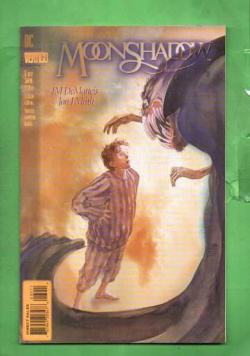 Moonshadow #5 Jan 95