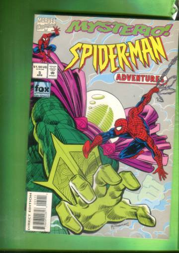 Spider-Man Adventures Vol 1 #5 Apr 95