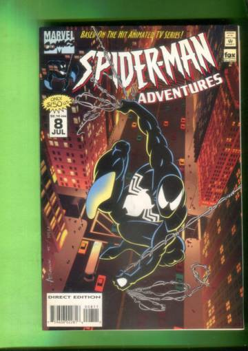 Spider-Man Adventures Vol 1 #8 Jul 95