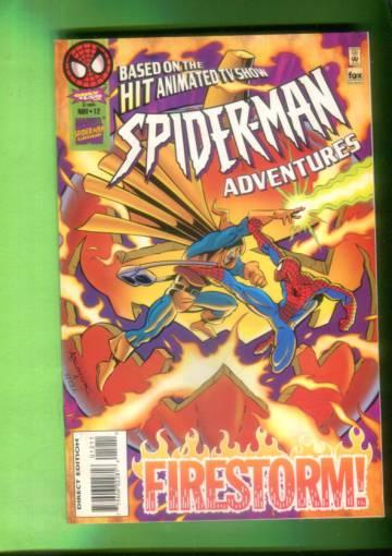 Spider-Man Adventures Vol 1 #12 Nov 95