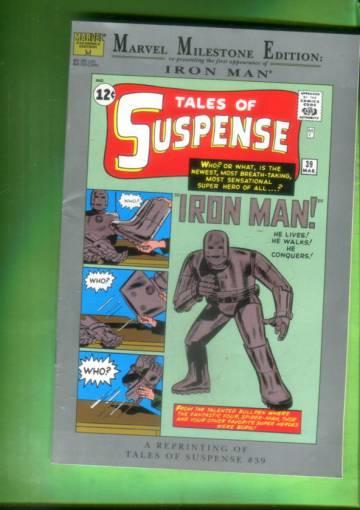 Marvel Milestone Edition: Tales of Suspense Vol. 1 #39 Nov 94