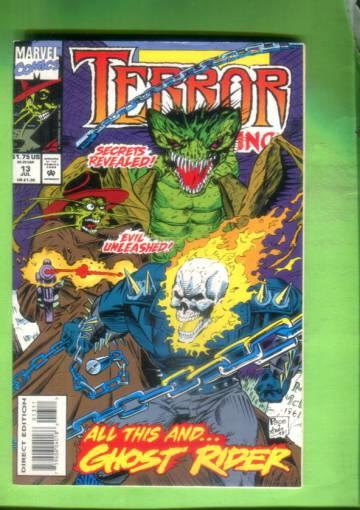 Terror Inc. Vol. 1 #13 Jul 93
