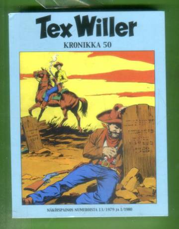 Tex Willer -kronikka 50 - Santa Cruz & Laidunsota