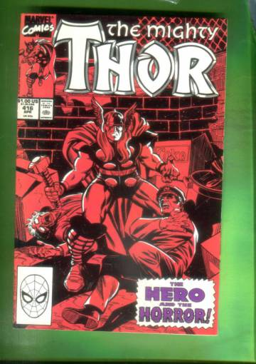 The Mighty Thor Vol. 1 #416 Apr 90