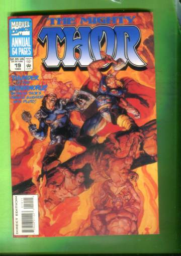 The Mighty Thor Annual Vol. 1 #19 94
