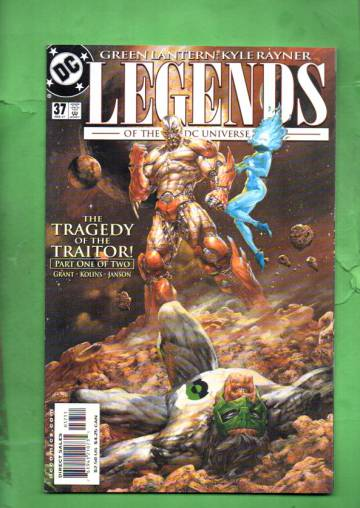Legends of the DC Universe #37 Feb 01