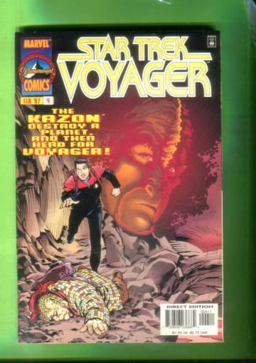 Star Trek  Voyager Vol 1 #4 Feb 97