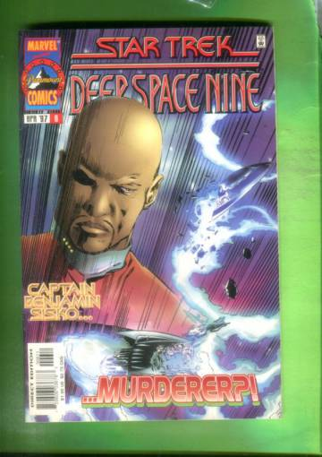 Star Trek Deep Space Nine Vol 1 #6 Apr 97