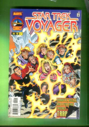 Star Trek  Voyager Vol 1 #2 Dec 96