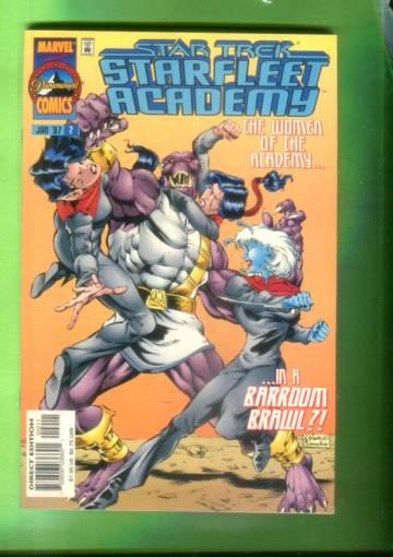 Star Trek Starfleet Academy Vol 1 #2 Jan 97