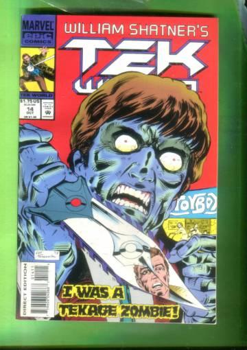 Tekworld Vol. 1 #14 Oct 93