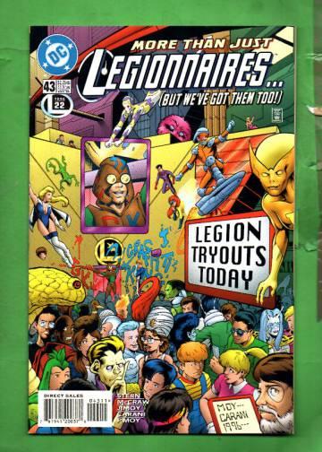 Legionnaires #43 Dec 96