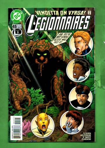 Legionnaires #45 Feb 97