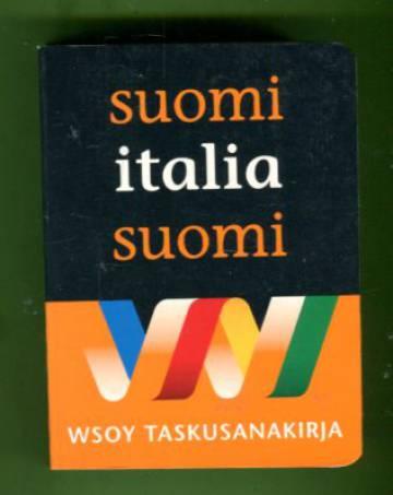 Suomi-Italia-Suomi taskusanakirja